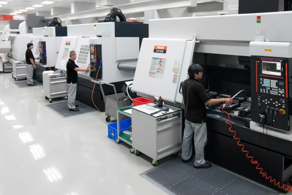 SHL CNC Machining Axis CNC Machines
