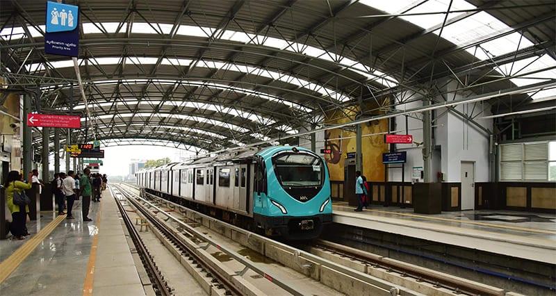 TRAIN MANUFACTURE