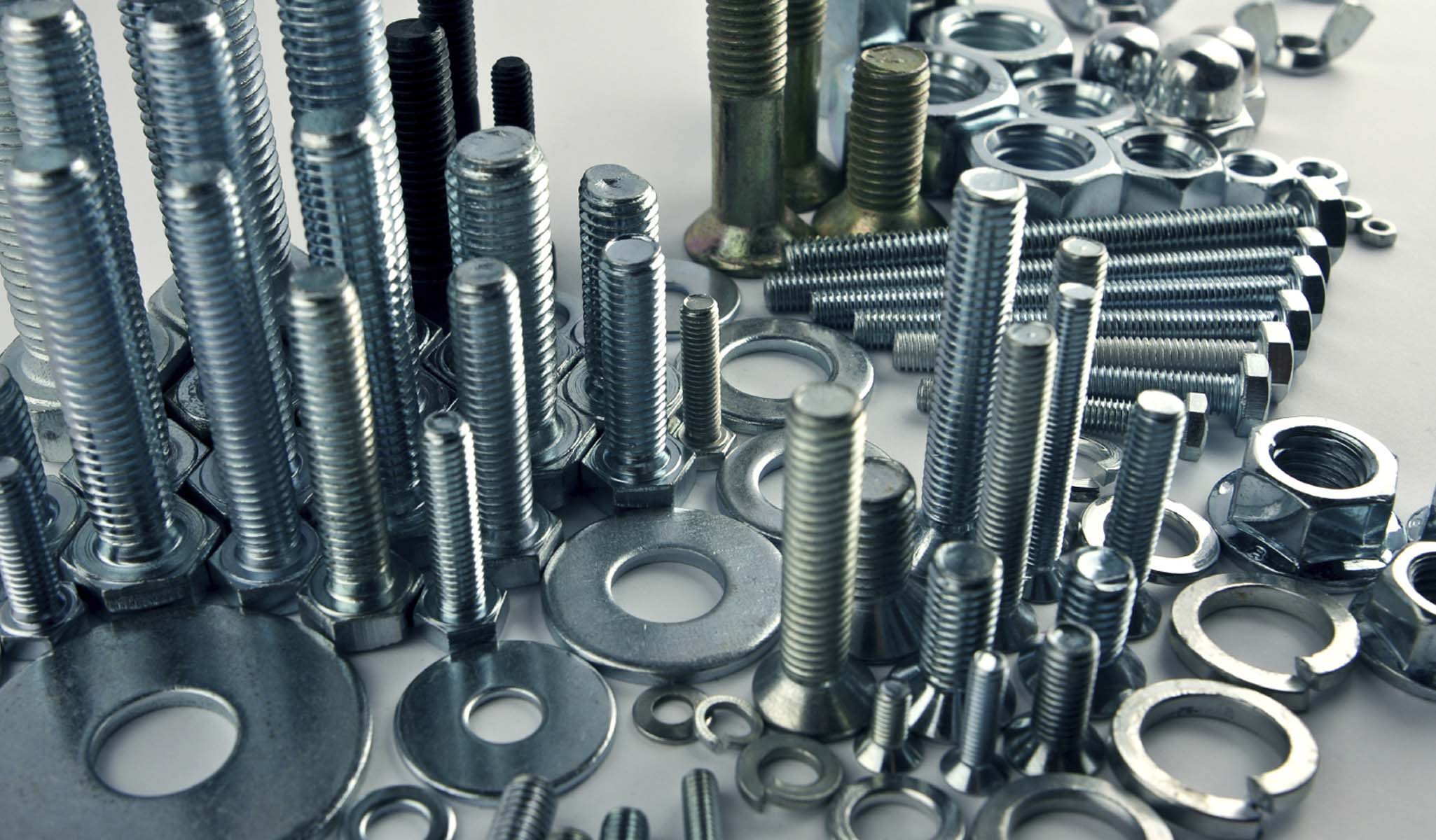industrial fasteners-types of fasteners
